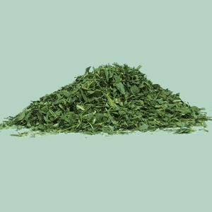 Estratto di foglie di erba medica