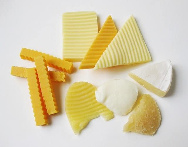 formaggio giallo