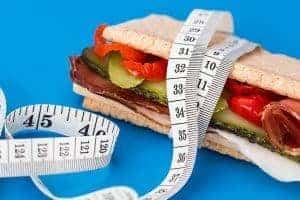 conteggio delle calorie