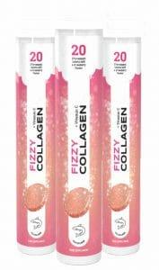 fizzy collagen pastillas efervescentes