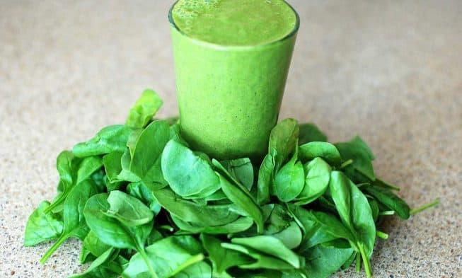 Cocktail di spinaci