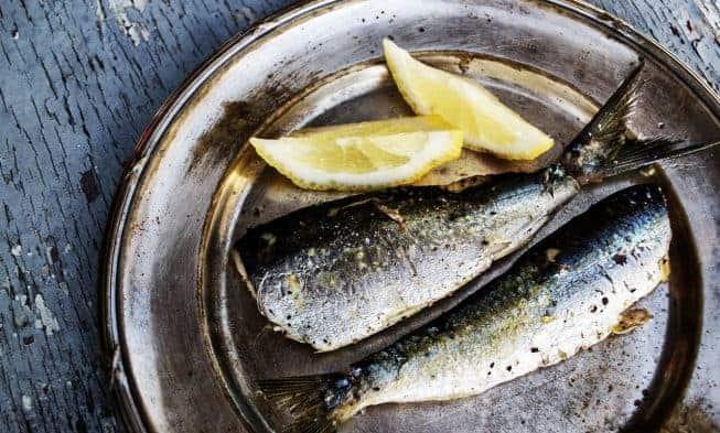 il pesce come fonte di iodio