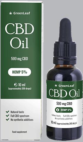 greenleaf cbd oil 3