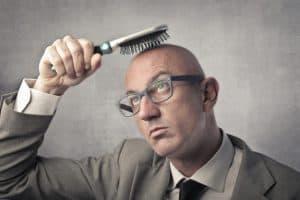 Alopecia androgena