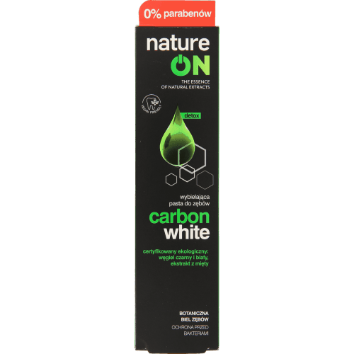 Nature ON Carbon White