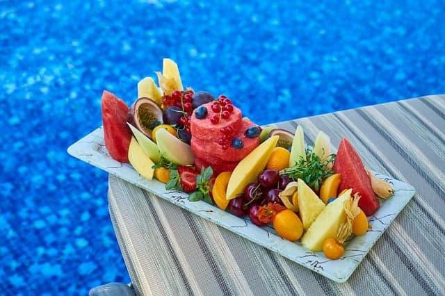 frutta, anguria, melone