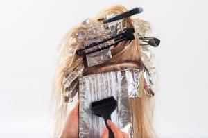 tintura dei capelli