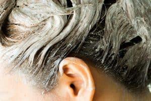 lavaggio dei capelli