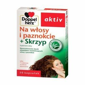 Doppelherz Activ Su capelli e unghie + Equiseto