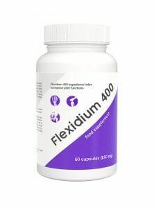 Integratore per articolazioni Flexidium 400