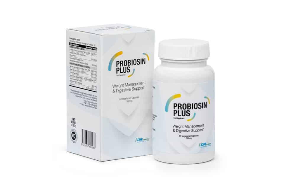 Probiosin Plus imballaggio e scatola