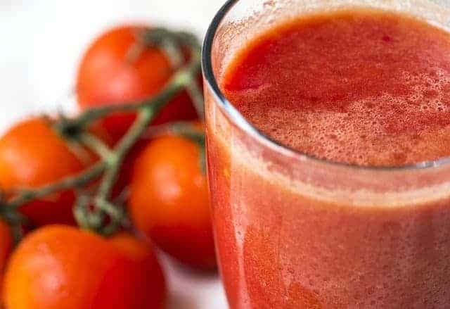 cocktail di pomodoro
