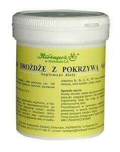 lievito con ortica Herbapol
