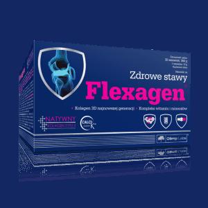 Flexagen Preparativi per le articolazioni