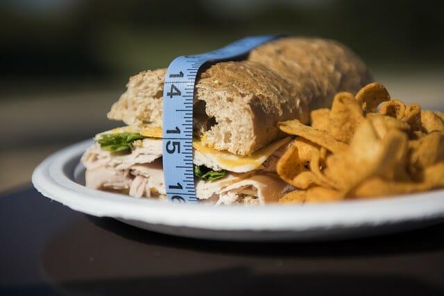 calcolo del potere calorifico degli alimenti