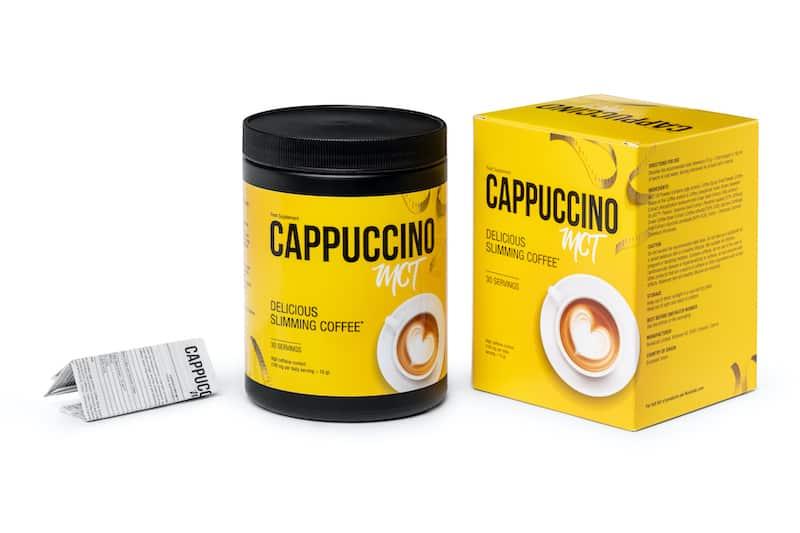 Cappuccino Mct Caffè dimagrante