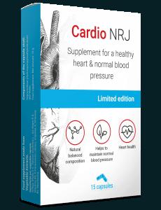 Cardio NRJ, integratore per l'ipertensione arteriosa