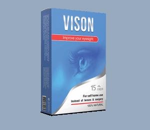 Pillole Vison per migliorare la vista