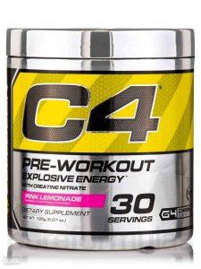 pre workout Cellucor C4