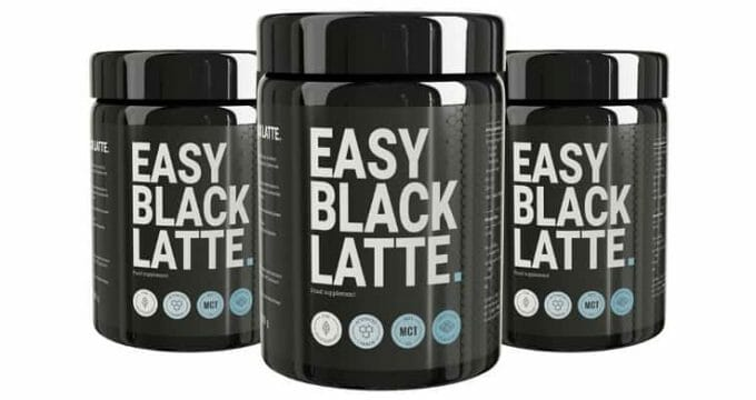 easy black latte kawa odchudzająca