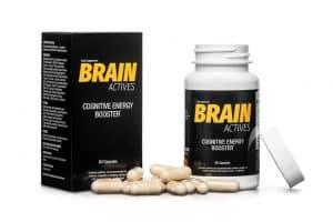 Integratore alimentare per sostenere il cervello Brain Actives