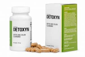 Detoxyn compresse per la pulizia del corpo dalle tossine