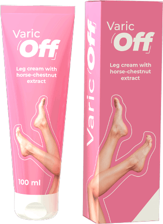 Crema Varicoff per gambe stanche e pesanti