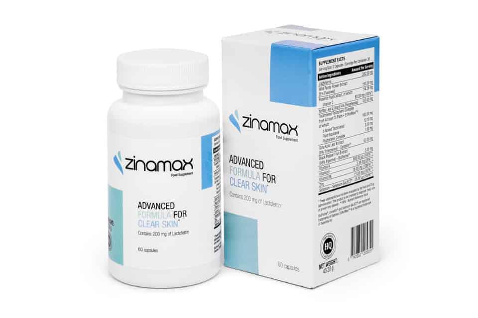 Zinamax Acne compresse