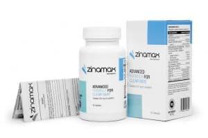 Zinamax compresse per la pelle