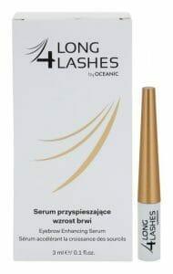 Long 4 Lashes Eyebrow siero acceleratore della crescita delle sopracciglia